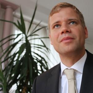 Freyungs Bürgermeister Olaf Heinrich