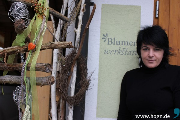 Herbstdeko Fur Terrasse : Floristin Martina Moosbauer aus Böhmzwiesel ...