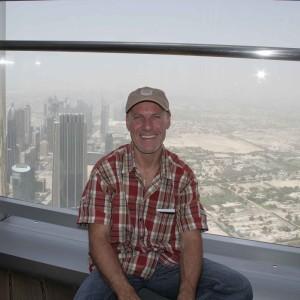Dubai-Burj Khalif-höchster Turm d.Welt