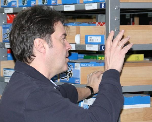 Seit 1989 ist Willi Fürst Chef des gleichnamigen Unternehmens in Perlesreut