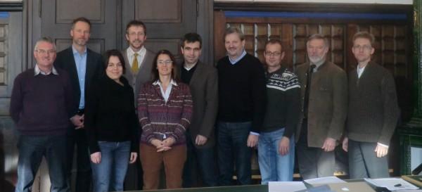 Projekttreffen Zwiesel