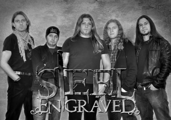 steel engraved schwarzweiß
