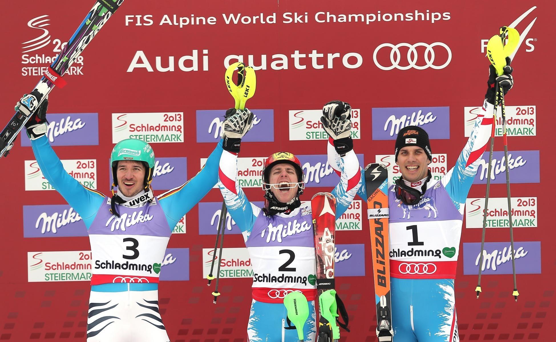 SKI ALPIN - FIS Ski WM 2013, Slalom, Herren