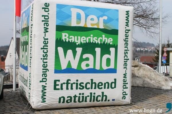 Tourismus Bayerischer Wald TVO