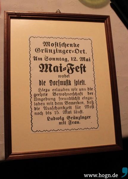 Mostschenke Freyung