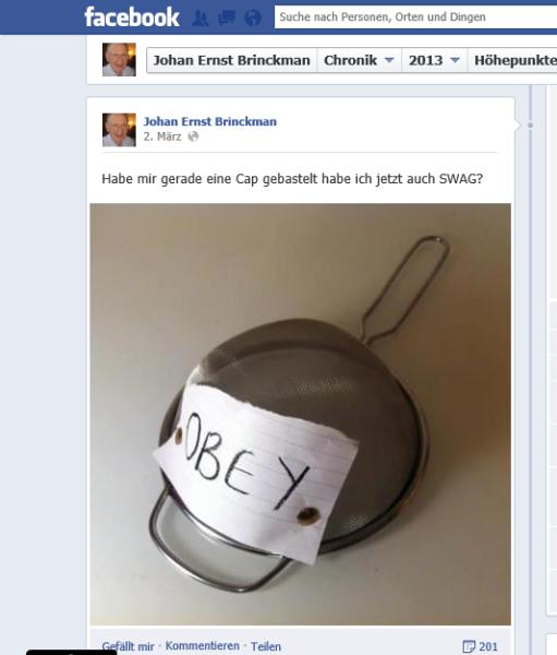 Brinckmann Facebook