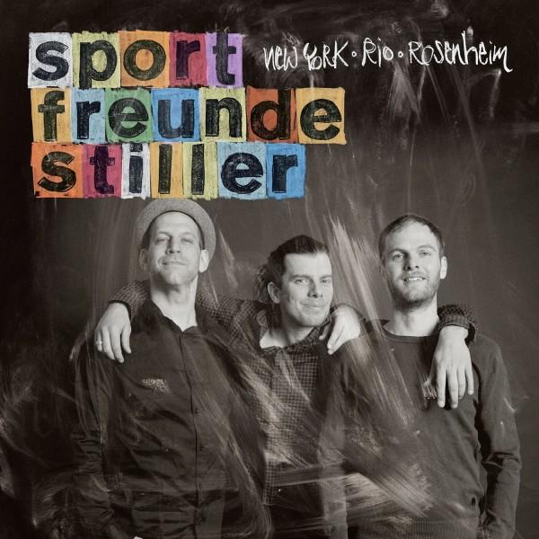 Sportfreunde Stiller Albumcover