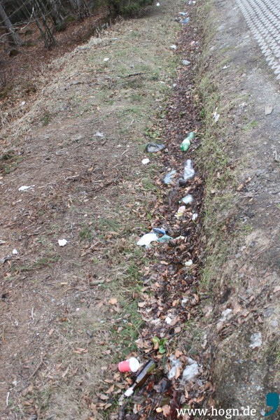 Müll B12 Verschmutzung Schmutz Dreck Unrat