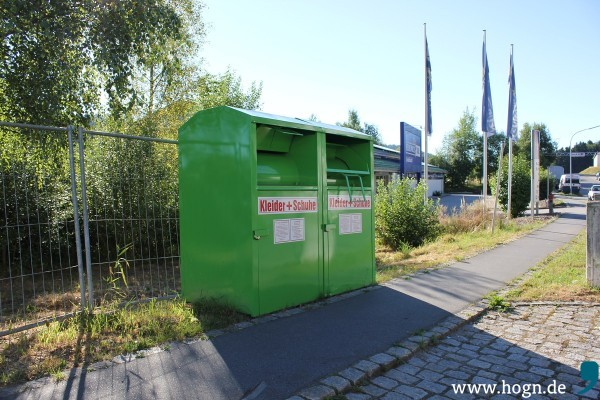 illegale container freyung