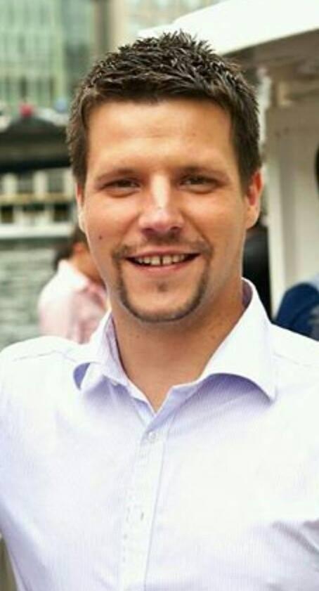 Neuer Mitarbeiter im H.IT-Center Freyung: Björn Bralski.