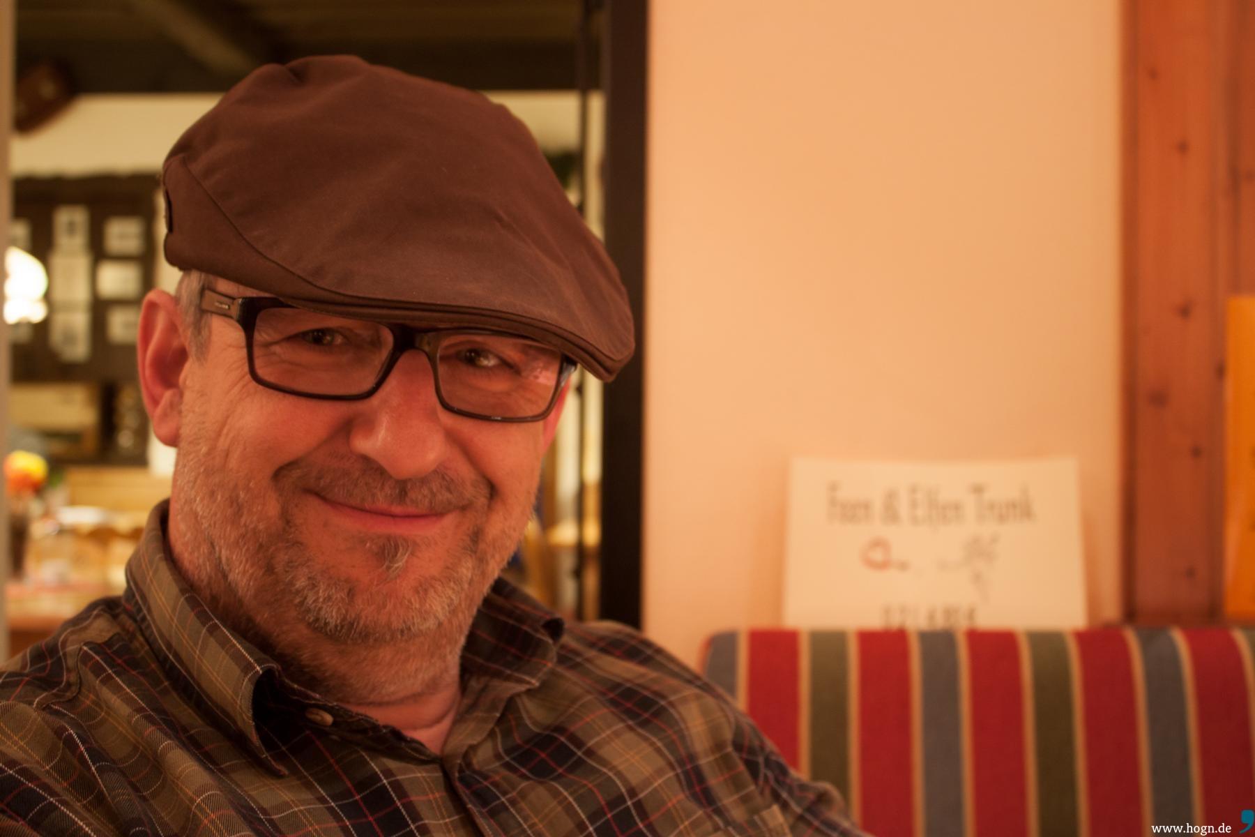 Georg Knaus, 51, Freyung