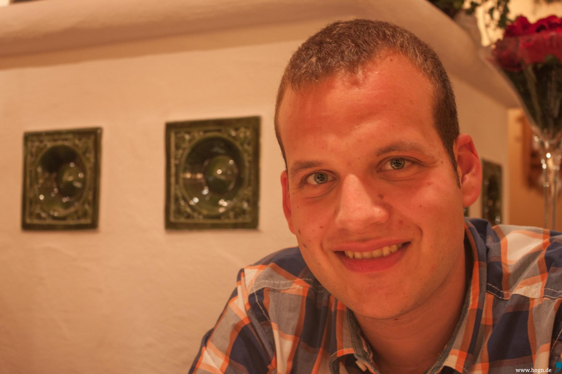 Helmut Weigerstorfer, 22, Herzogsreut