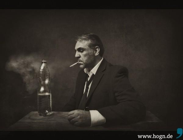 Raphael Guarinos Leidenschaft gilt der Fotografie. Hier ein Selbstportrait. (Foto: Raphael Guarino)