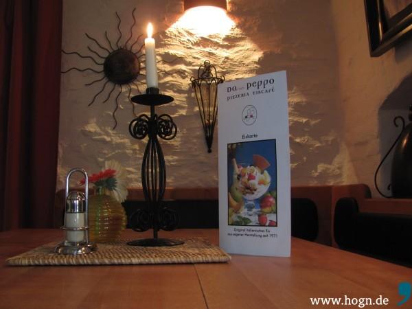 Seit dem Umbau 2002 hat sich das Restaurant nicht nur vergrößert, es strahlt noch mehr Ambiente aus.