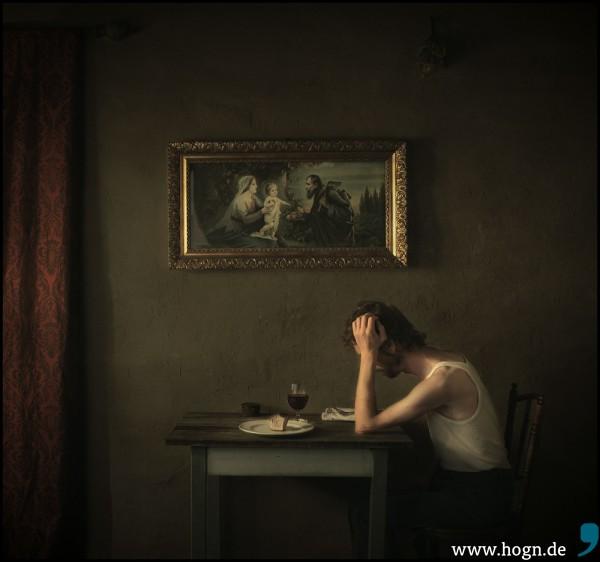 Fotografien wie Ölgemälde: Raphaels Fotografien wirken teils surreal. (Foto von Raphael Guarino)