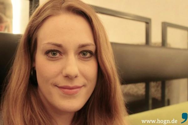 Fuadgeh-Checkerin Eva Müller, 30, aus Pfarrkirchen