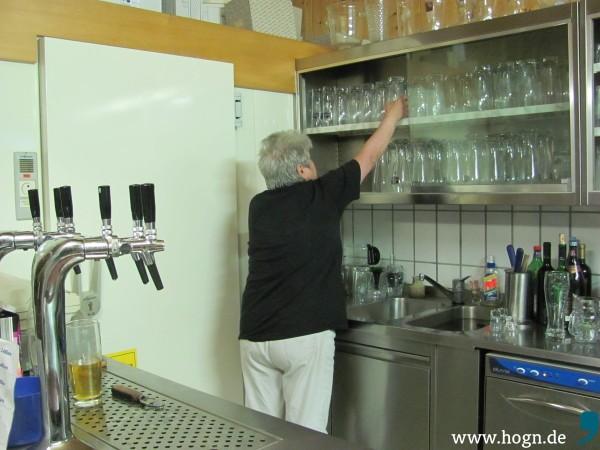 Ilse Dankesreiter hat lange Zeit im Lusenschutzhaus gearbeitet.