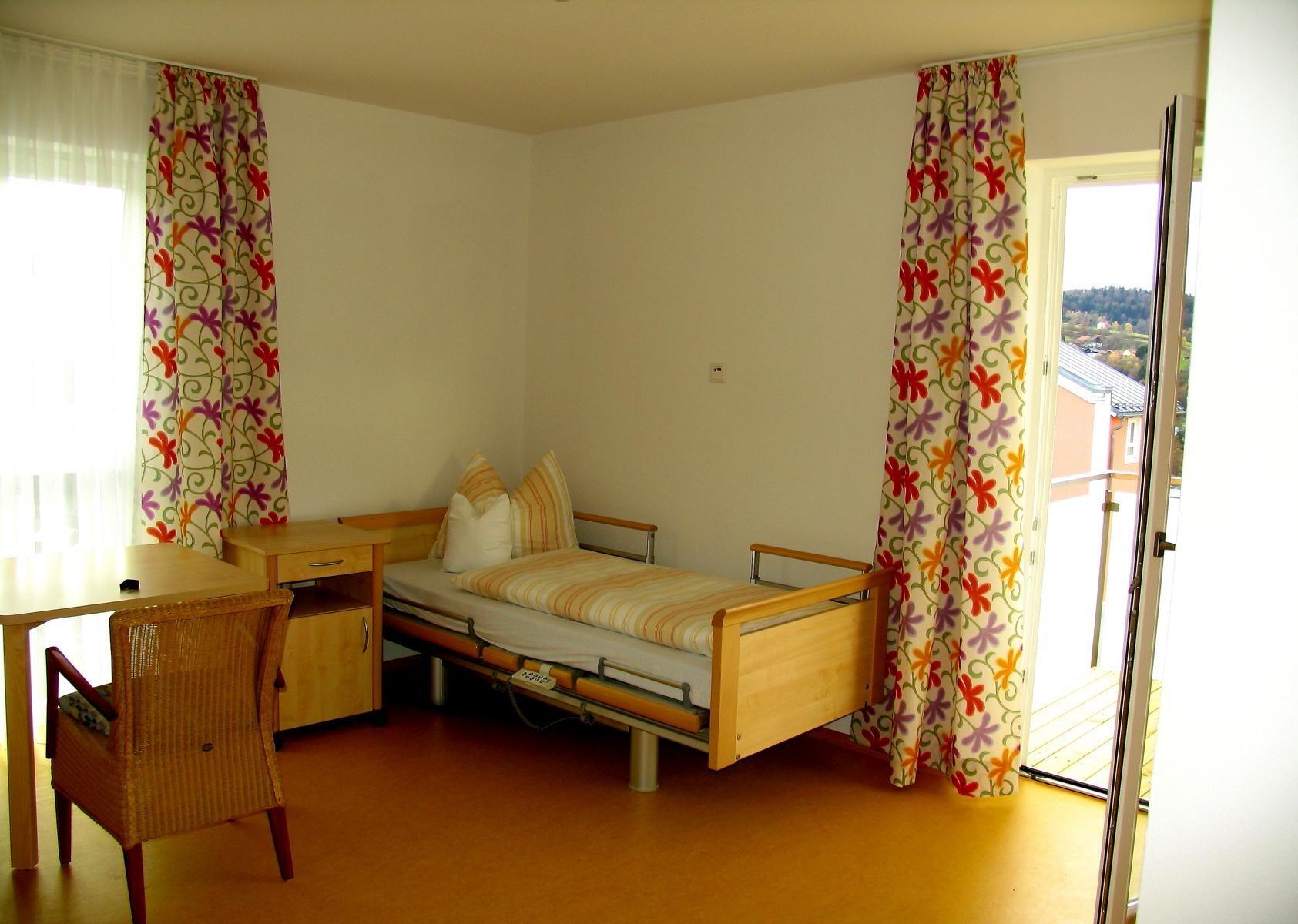 Drei Doppelzimmer, 26 Einbettzimmer und acht Wohnappartement wird es im Rosenium Freyung geben.