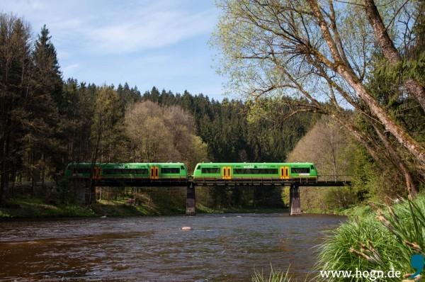 Auf der Bahnlinie zwischen Freyung und Passau wird es keinen Probebetrieb geben - die CSU hat einen dementsprechenden Antrag abgelehnt.