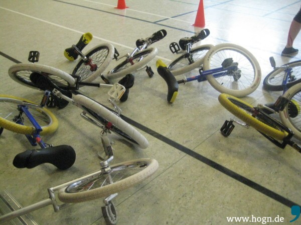 Einrad Einradfahren
