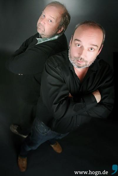 Wandtner und Alexander Frimberger. Foto: Klaus Doehler