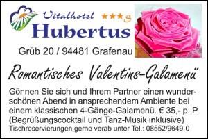 Anzeige da hog'n Valentinstag 14.02.2014