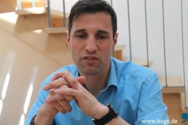Schiedsrichter Michael Emmer