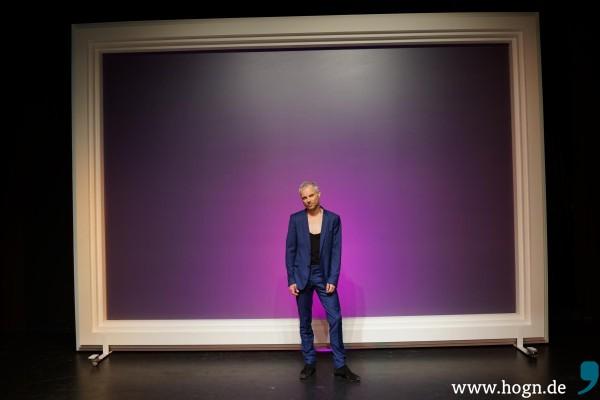 Kein Theater ohne große Bühne: Karl M. Sibelius. Fotos: Rupert Rieger