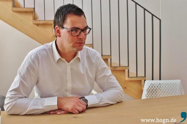 FRGs Landrat Sebastian Gruber