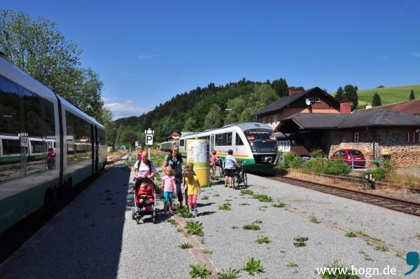 Bahnhof Kalteneck: