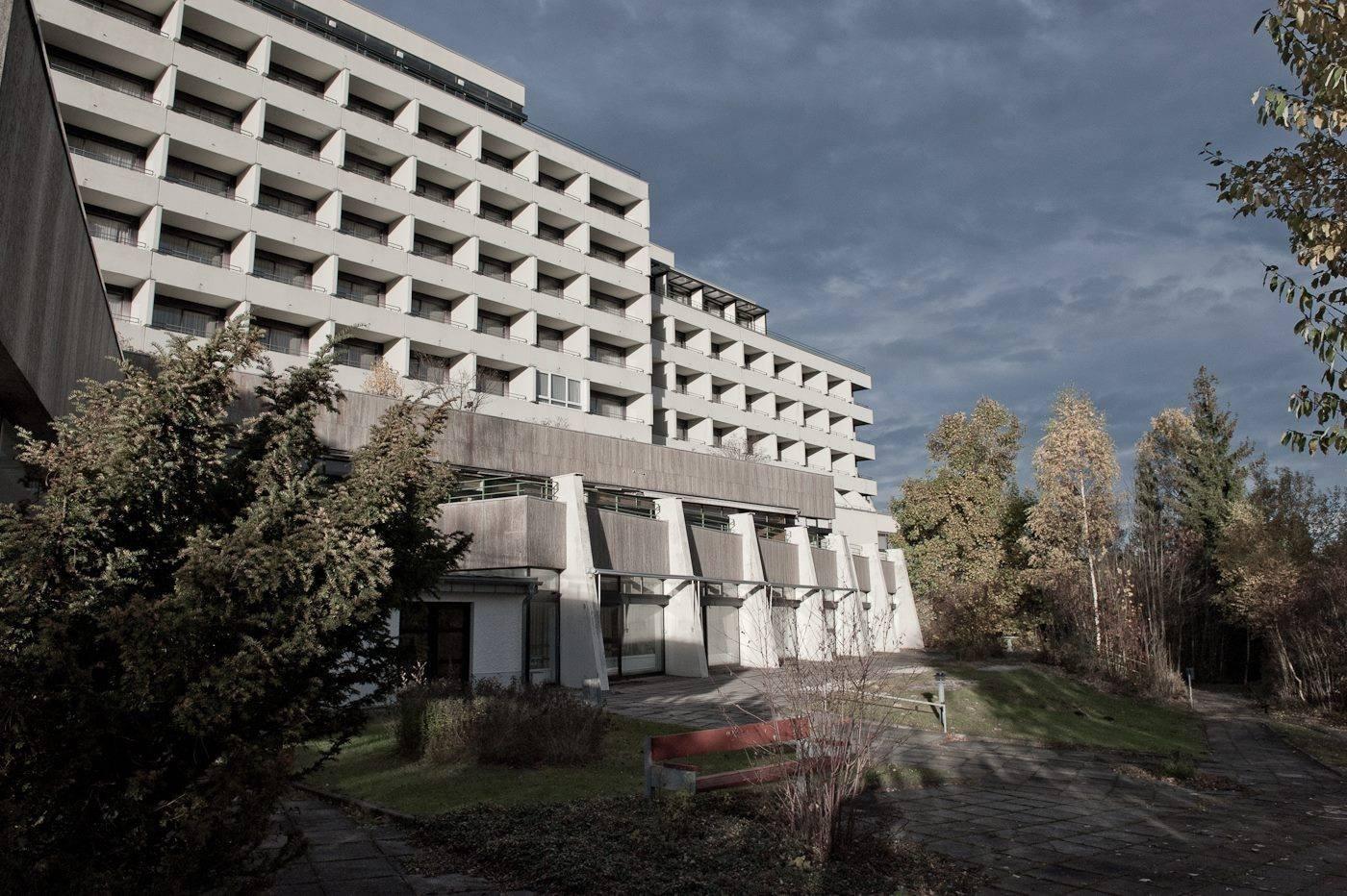 Verlassene Klinik Bayern