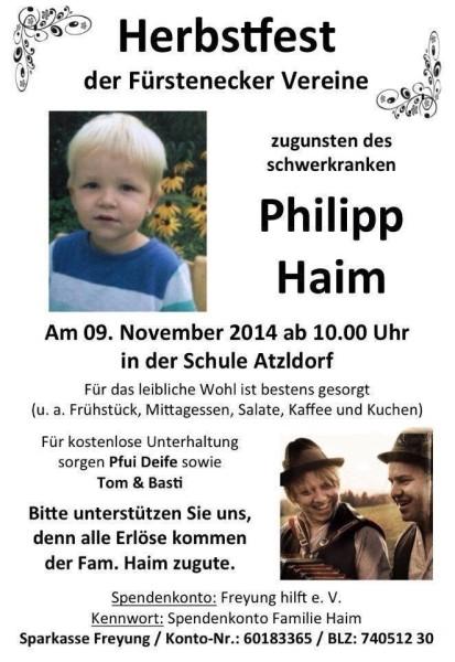 phillip haim