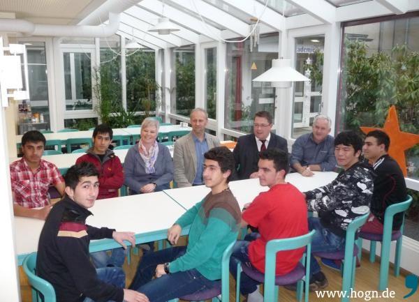 Begleitete Minderjährige Flüchtlinge (1)