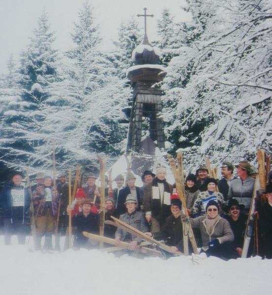 Wintersport Eduard Hauenstein Herzogsreut