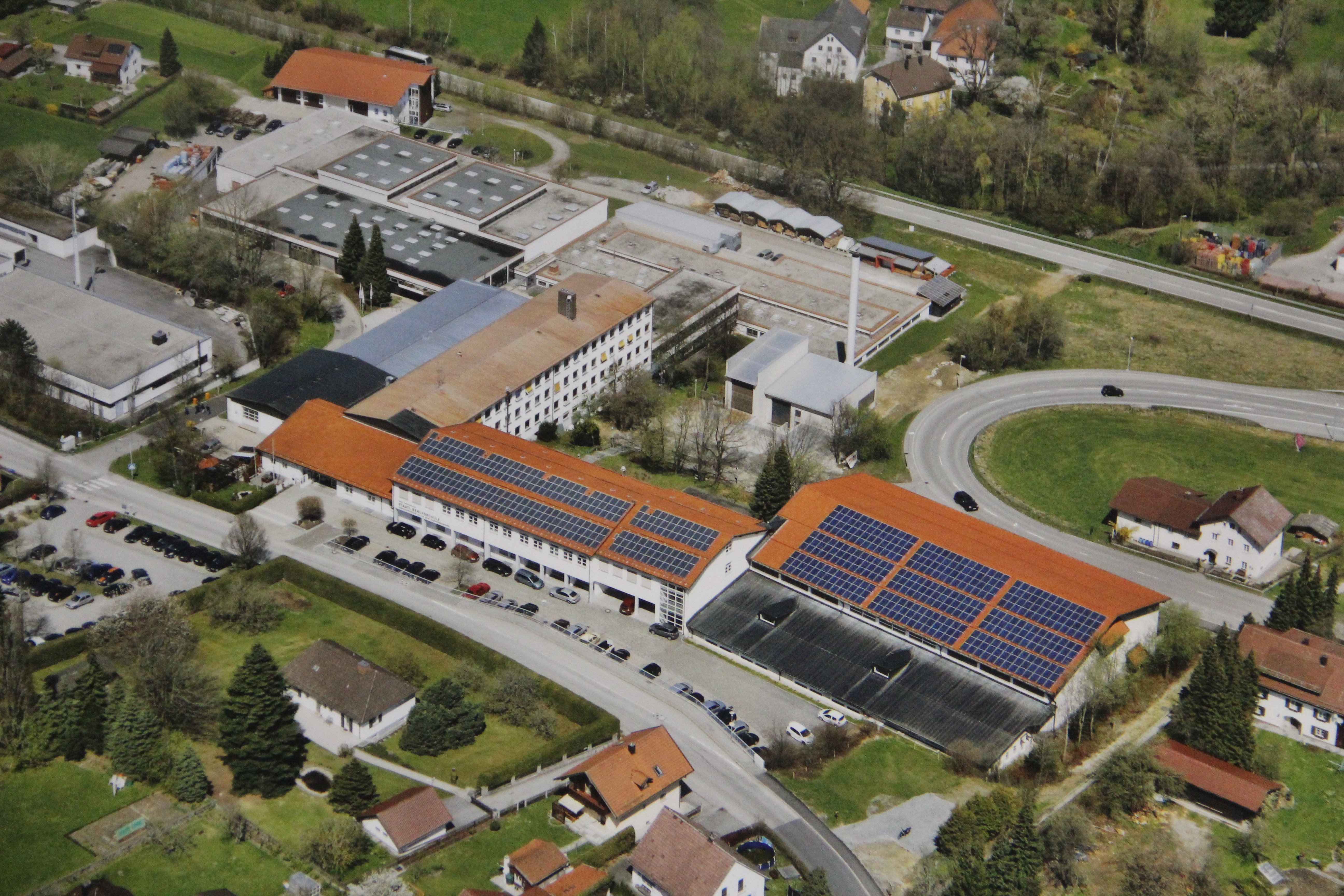 BSZ Berufsschulzentrum Waldkirchen FOS BOS