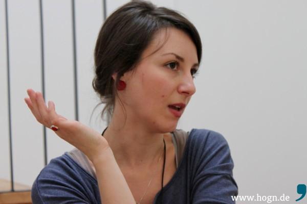 Hebamme Vera Schöffmann
