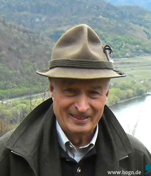"""Der Zwieseler Hubert Demmelbauer ist Vositzender der """"Bürgerbewegung zum Schutz des Bayerischen Waldes""""."""