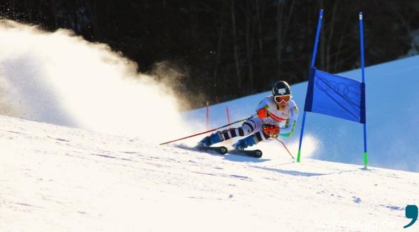 Skifahrer Jonas Stockinger Herzogsreut