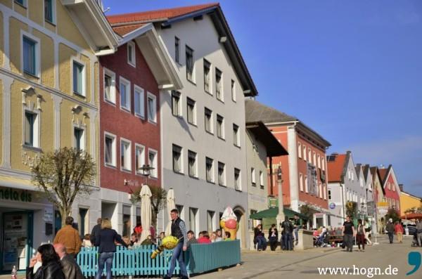 Untergriesbacher Marktplatz