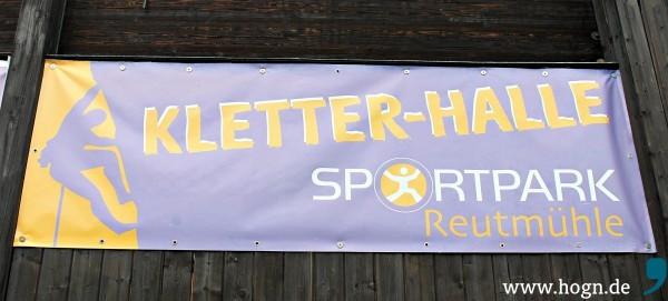 Ab Ende Juli leider geschlossen: Der Sportpark Reutmühle