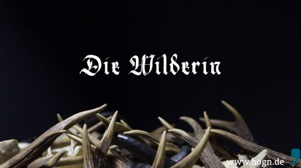 Logo _Die Wilderin_ 2015