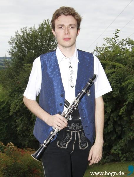 Für Severin ist das gemeinsame Musizieren eine Leidenschaft.