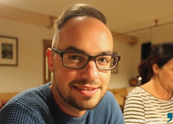 Daniel Türk, 28, Kurzsäge