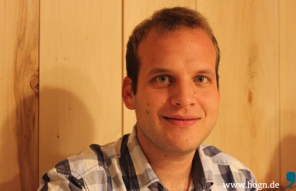 Helmut Weigerstorfer, 24, Herzogsreut