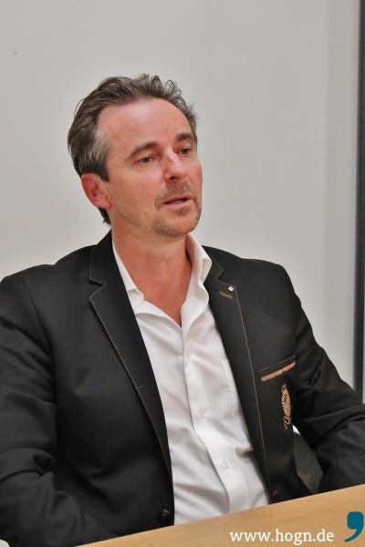 """""""Der Priavtkundenbereich läuft besser als erwartet"""", resümiert Anton Donnerbauer."""