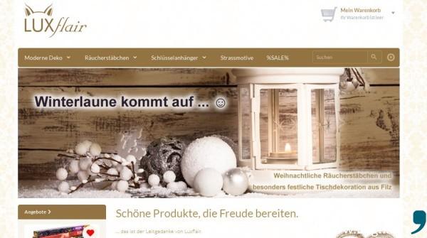 Luxflair_screenshot