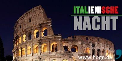 Die italienische Nacht findet am 13. Mai im Kurhaus in Freyung statt. Foto: Knaus Die italienische Nacht findet am 13. Mai im Kurhaus in Freyung statt. Foto: Knaus