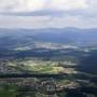 Luftaufnahme von Teisnach