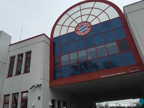 FC Bayern München Säbener Straße