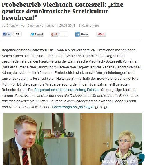 screenshot viechtach gotteszell